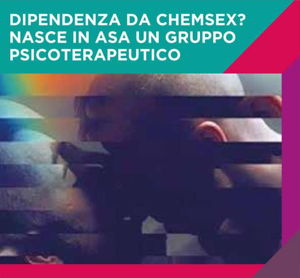 DIPENDENZA DA CHEMSEX