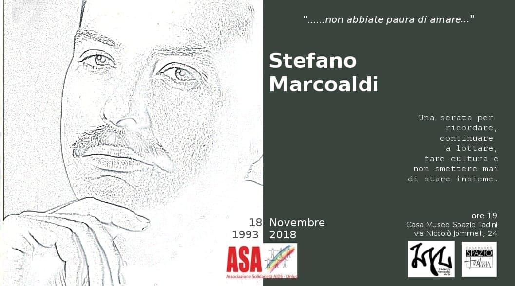 DOMENICA 18/11/2018- Festa per Stefano