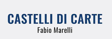 VENERDI' 19/10/2018- presentazione Libro Castelli di Carta